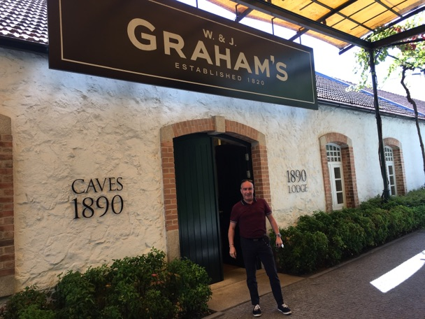 Graham's Port Lodge